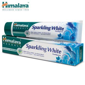 Himalaya喜馬拉雅 全方位亮白草本牙膏100g
