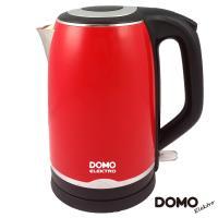 比利時【DOMO】 歐風不鏽鋼快煮壺 DM491WKT