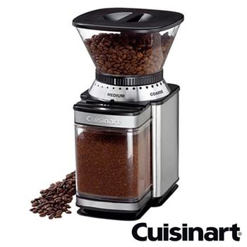 Cuisinart美膳雅 美國專業咖啡研磨器 DBM-8TW