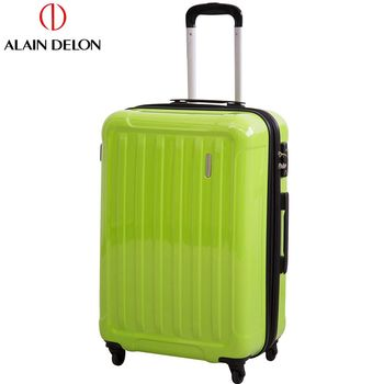 ALAIN DELON ~ 亞蘭德倫 26吋 魅力吐司系列旅行箱(綠)