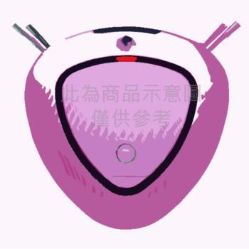 │Panasonic│國際牌 0.1L智慧型掃地機器人吸塵器 粉色 MC-RS1T-P
