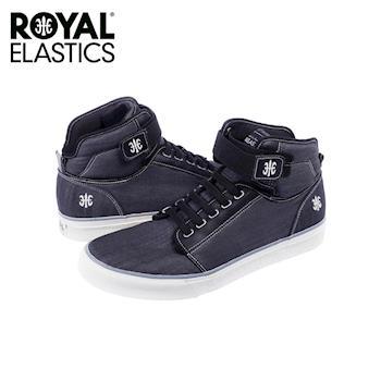 【Royal Elastics】男-Medio 休閒鞋-太空灰(07064-889)