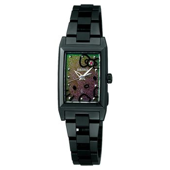 SEIKO LUKIA 幸福星空 凱蒂貓限量腕錶 17mm V111-0BZ0D SSVR081J