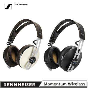 Sennheiser Momentum Wireless Over-Ear 耳罩式藍芽耳機 - 黑色