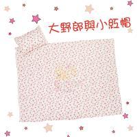 【Sunnybaby生活館】兒童涼被(附小枕頭)-大野狼與小紅帽