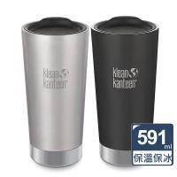 【美國Klean Kanteen】保溫鋼杯591ml(附蓋)