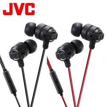 JVC XX系列重低音入耳式耳機麥克風 HA-FR301