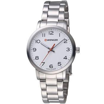 WENGER Avenue 城市美學時尚腕錶 01 1621 104