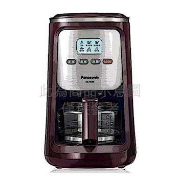 ★ 贈咖啡豆NC-SP1701 ★ Panasonic國際牌 4人份研磨咖啡機NC-R600