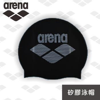 arena 矽膠泳帽 ARN6400E 防水護耳  男女通用 官方正品