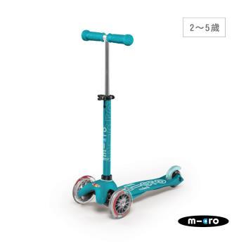 瑞士 Micro Mini Deluxe 奢華版兒童滑板車