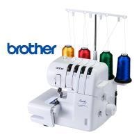 日本brother萬用型拷克機2104D