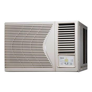 TECO東元 4-6坪 10000BTU 右吹式窗型冷氣 MW-25FR1 含基本安裝 ((福利品))