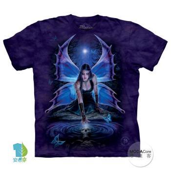 【摩達客】(預購)美國進口The Mountain 不朽女巫 純棉環保短袖T恤