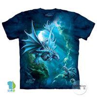 【摩達客】(預購)( 男童/女童裝)美國進口The Mountain 海龍 純棉環保短袖T恤