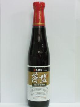 百年老店 丸莊薄鹽醬油420毫升*2