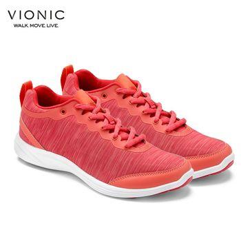 【美國VIONIC法歐尼】健康美體鞋 Fyn芬 (橘)-女鞋