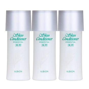 ALBION艾倫比亞 健康化妝水27mlx3瓶