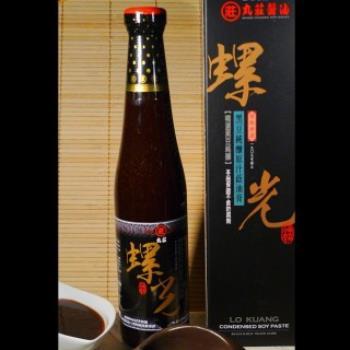 百年老店 丸莊螺光黑豆蔭油膏420毫升*2