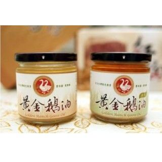 鵝樂-黃金鵝油(蔥味)x5