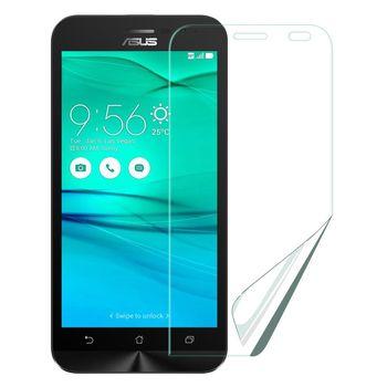 XM ASUS ZenFone Go ZB500KL 5吋 高透光亮面耐磨保護貼 非滿版