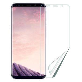 XM Samsung Galaxy S8 高透光亮面耐磨保護貼 非滿版