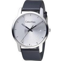 Calvin Klein City Gity 都會系列時尚腕錶 K2G2G1CX 白