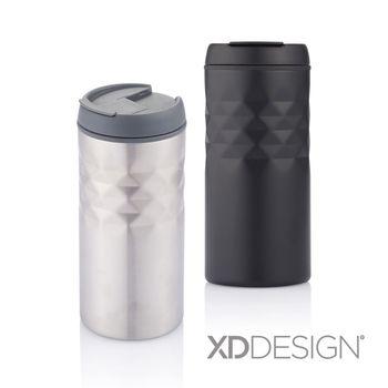 XD-Design Mosa 時尚格紋隨行杯 300ml