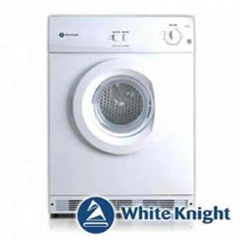 White Knight 6kg 貴族滾筒乾衣機 600AW (白色)