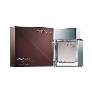 【Calvin Klein】Euphoria誘惑男性淡香水50ml