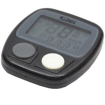 月陽14功能自行車里程計數碼表(SD-536)