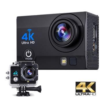 【IS愛思】X-SHOT PLUS 4K高畫質機車行車紀錄運動攝影機