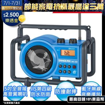 SANGEAN 二波段 藍牙數位式職場收音機 BB-100
