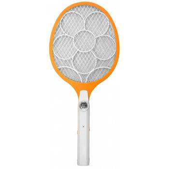 KINYO大網面分離式充電捕蚊拍CM-2225