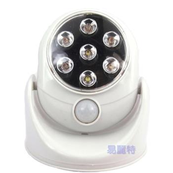 易麗特 感應式無線LED照明燈 壁燈 超值4入組