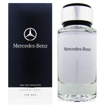 Mercedes Benz賓士 經典男性淡香水120ml