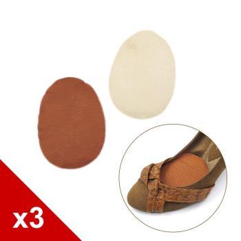【○糊塗鞋匠○ 優質鞋材】D27 4mm豚皮前掌墊(4雙)