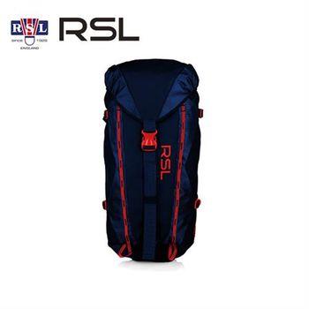 【RSL】RSL EXPLORER 1.3 天使翼長版後背包 藍(RB-925)