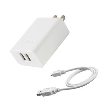 SONY 3A USB原廠旅充頭+傳輸線(CP-AD2M2)