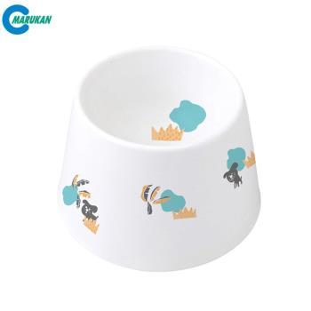【MARUKAN】日本 加高飲水用寵物陶瓷碗(DP-249)