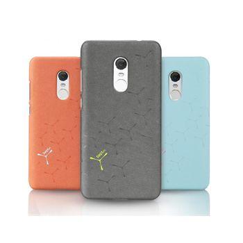 【Bagrun】紅米Note4 數位運動風格手機保護背蓋