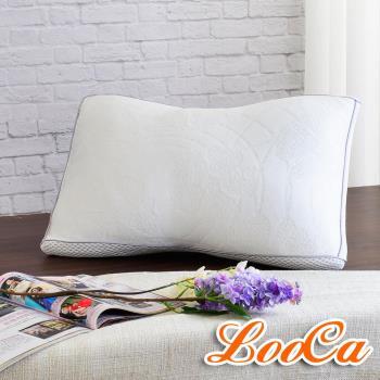 LooCa 全智能三段式乳膠負離子獨立筒枕(1入)