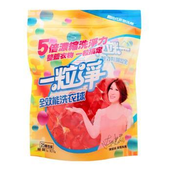 陳裴娟代言一粒淨洗衣膠囊-超值組