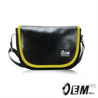 OEM 製包工藝革命 低調迷人時尚包款型 半月型休閒包 -黃