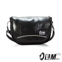 OEM 製包工藝革命 低調迷人時尚包款型 半月型休閒包 -黑
