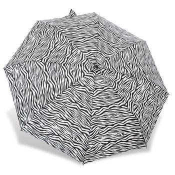 RAINSTORY雨傘-斑馬紋抗UV加大自動傘