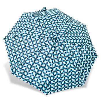 RAINSTORY雨傘-幾何印花抗UV加大自動傘