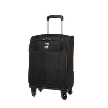 DELSEY 法國大使 PIN UP4系列 布箱 旅行箱 18吋 行李箱 003401801