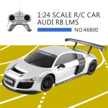 【瑪琍歐玩具】1:24 AUDI R8 LMS遙控車