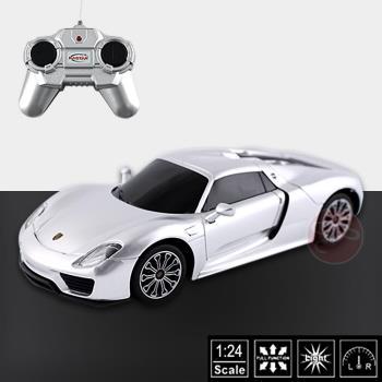 【瑪琍歐玩具】1:24 PORSCHE 918 Spyder遙控車/71400
